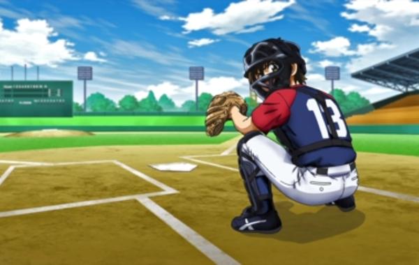 Major 2nd Anime Visual-2