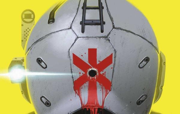 Cyberpunk 2077: Trauma Team #1 Cover