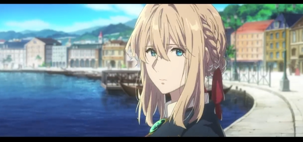 Violet Evergarden: The Movie Still-1