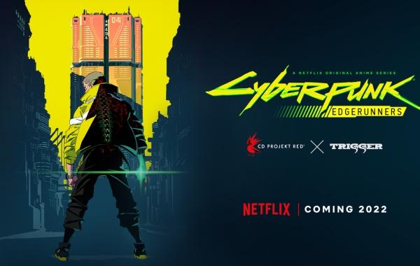 Cyberpunk Edgerunners Visual