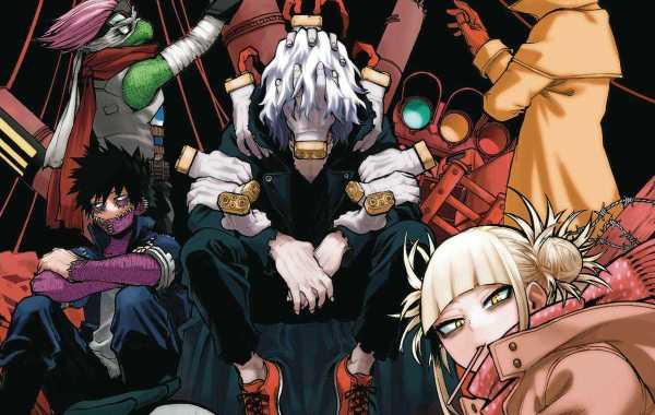 My Hero Academia Vol. 24 Cover