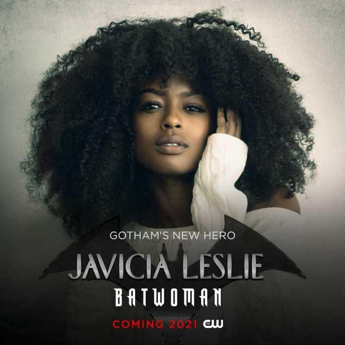 Javicia Leslie Announcement