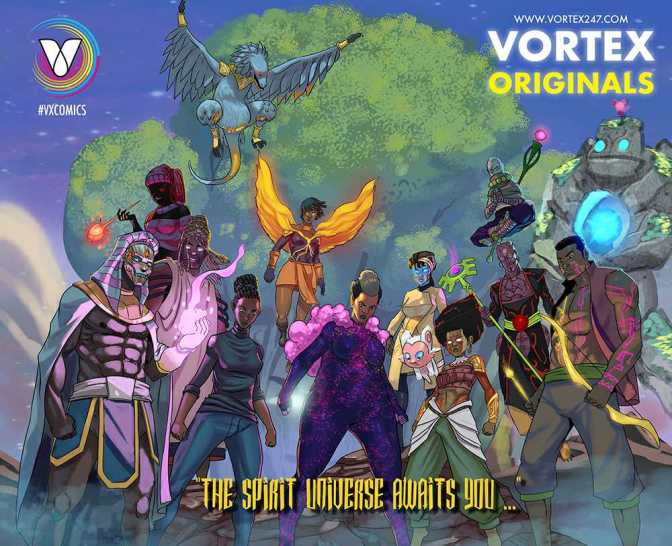 Vortex Originals Banner