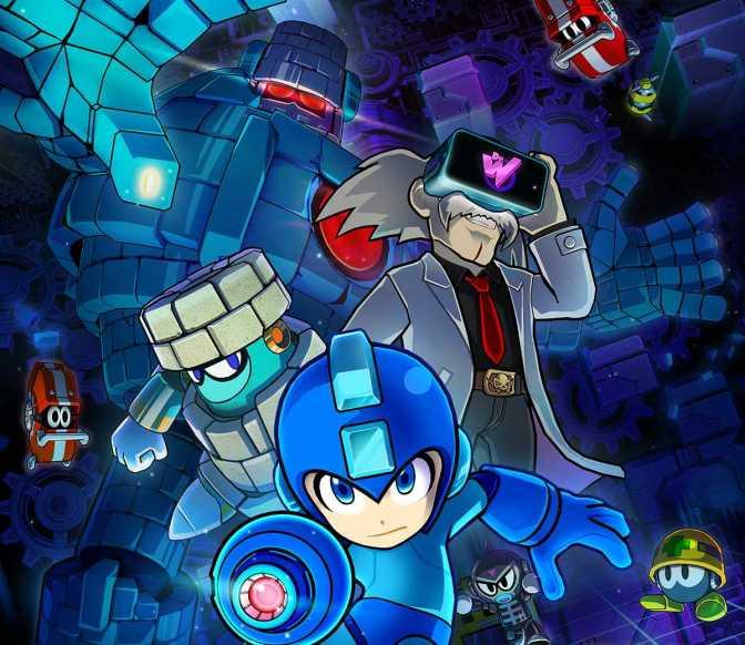 Mega Man VR Experience-2