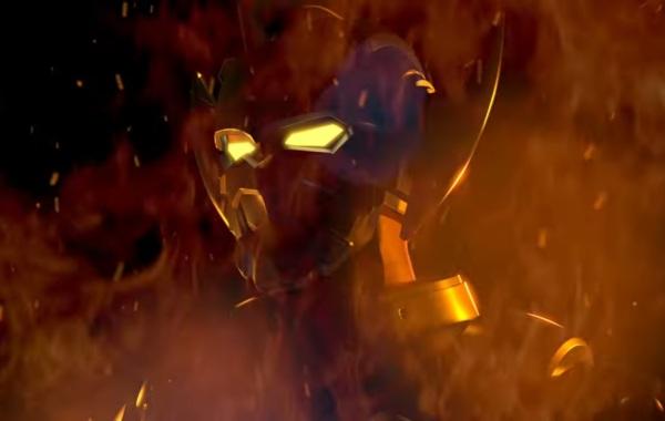 Ultraman Season Two-Teaser Visual