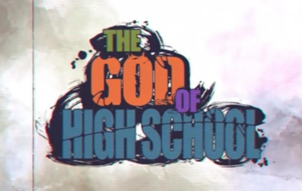 The God of High School Intro Card