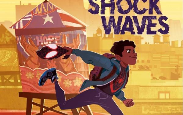 Miles Morales: Shockwaves Cover-1