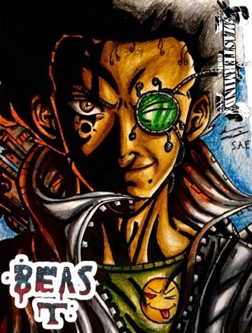 Beast Cover #2