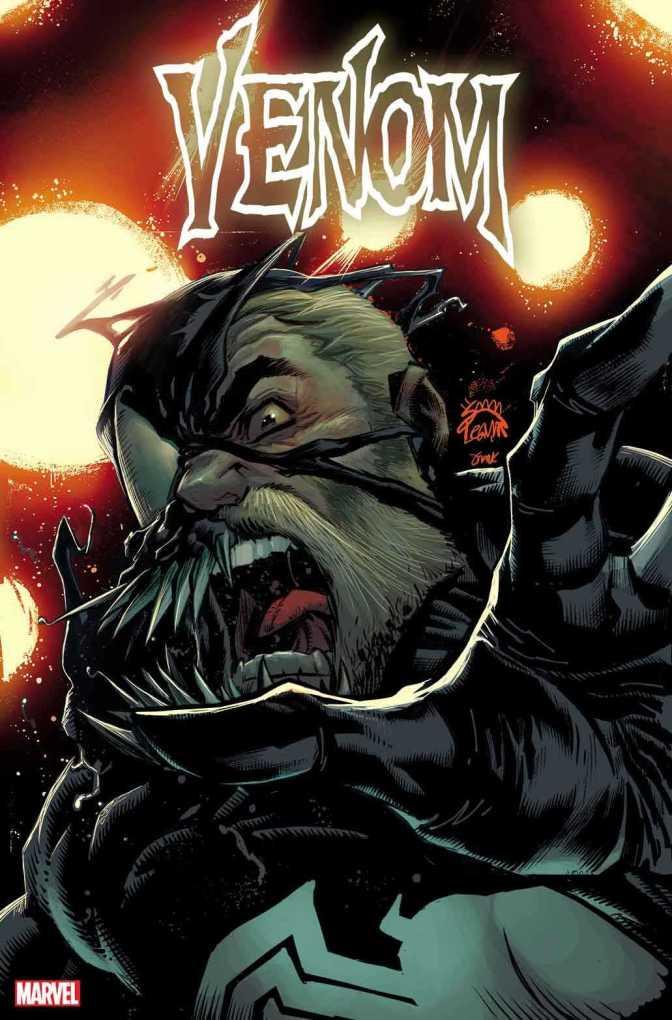 Ryan Stegman Venom Cover #28
