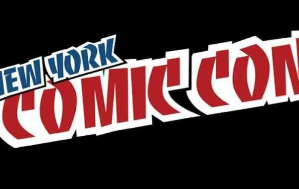 NY Comic-Con Logo