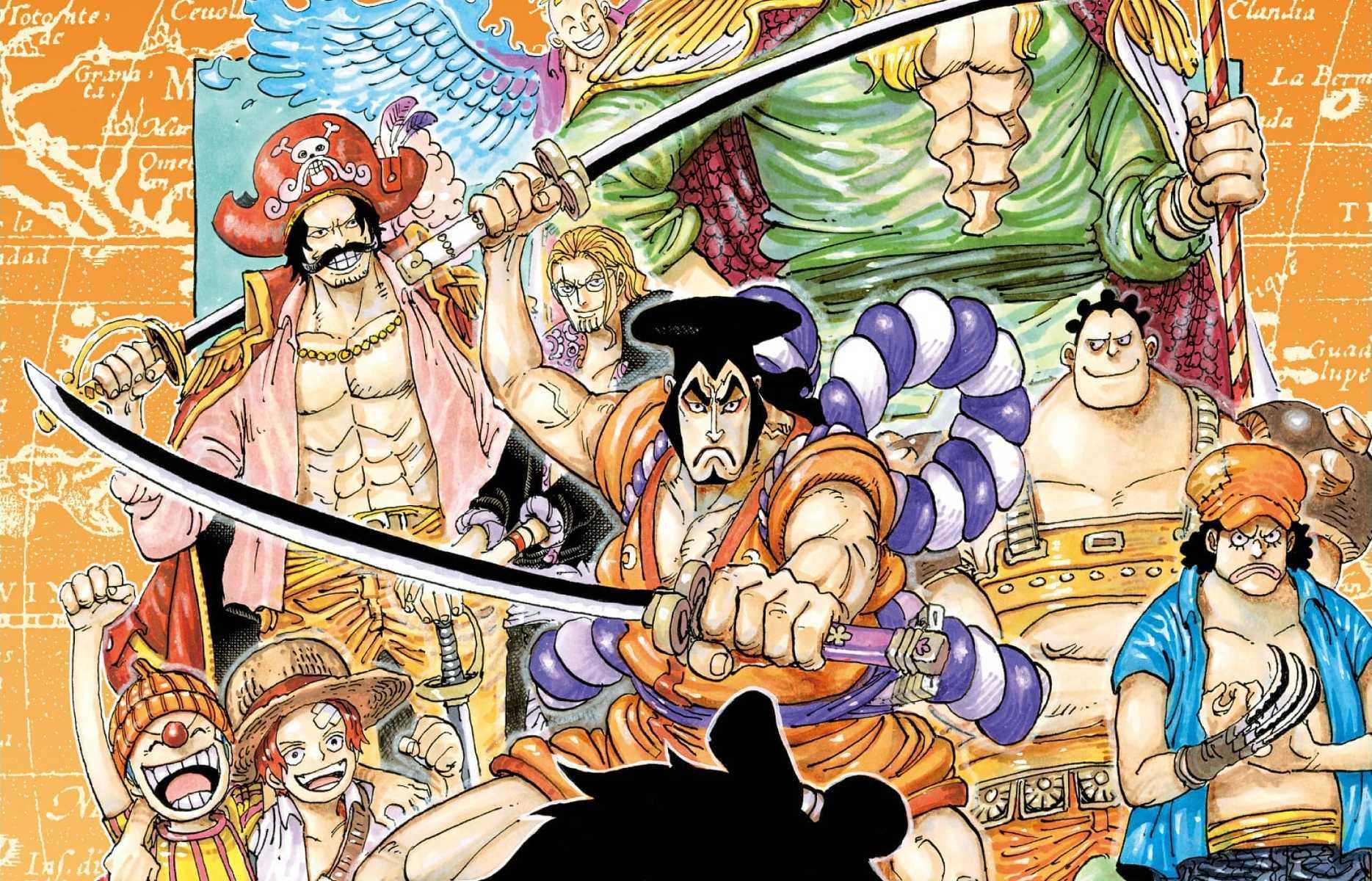 One Piece Vol 96