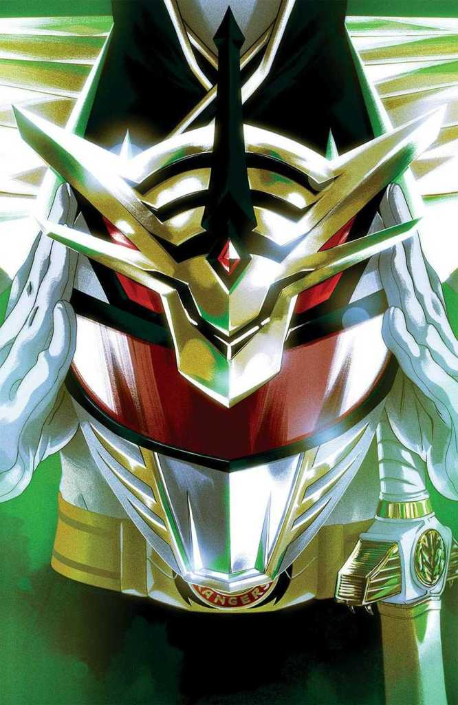 Power Rangers Drakkon New Dawn #1 Cover B Variant Goni Montes Foil Cover