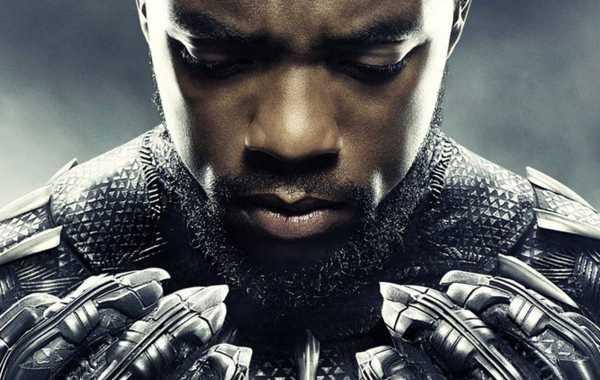 Chadwick Bosman-Black Panther