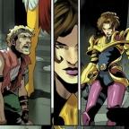 Kimberly puts Lord Drakkon's Plan into motion in Power Rangers: Drakkon New Dawn #1