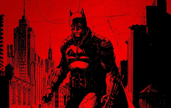 The Batman-DC Fandome Teaser Banner