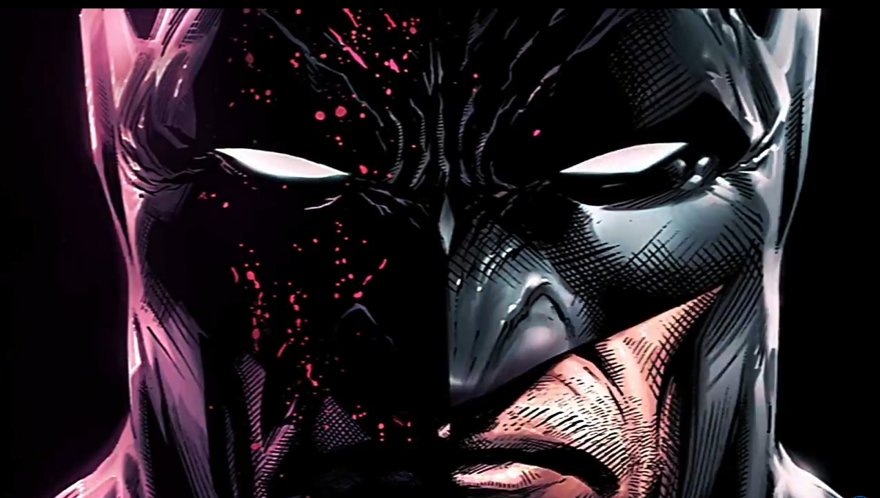 Batman: Three Jokers Promo