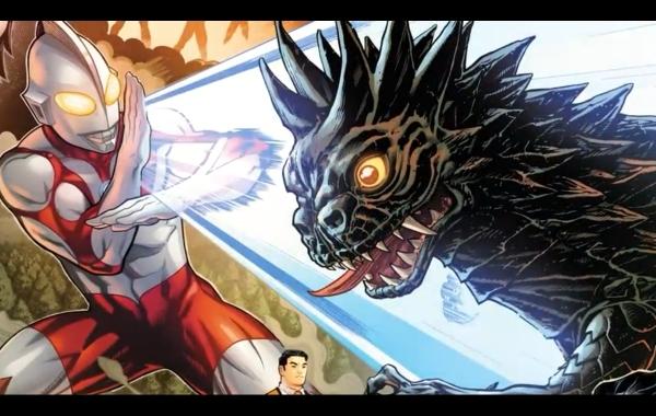 Rise of Ultraman PV 1