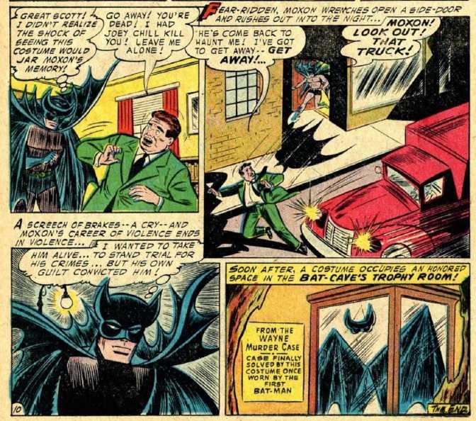 Detective Comics #235 Panel