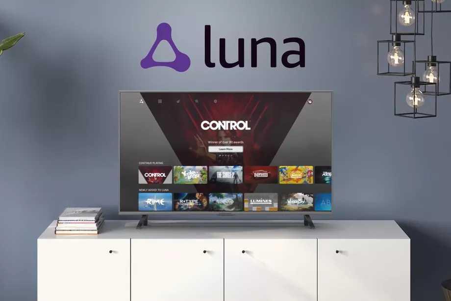 Amazon Cloud Gaming Platform-Luna