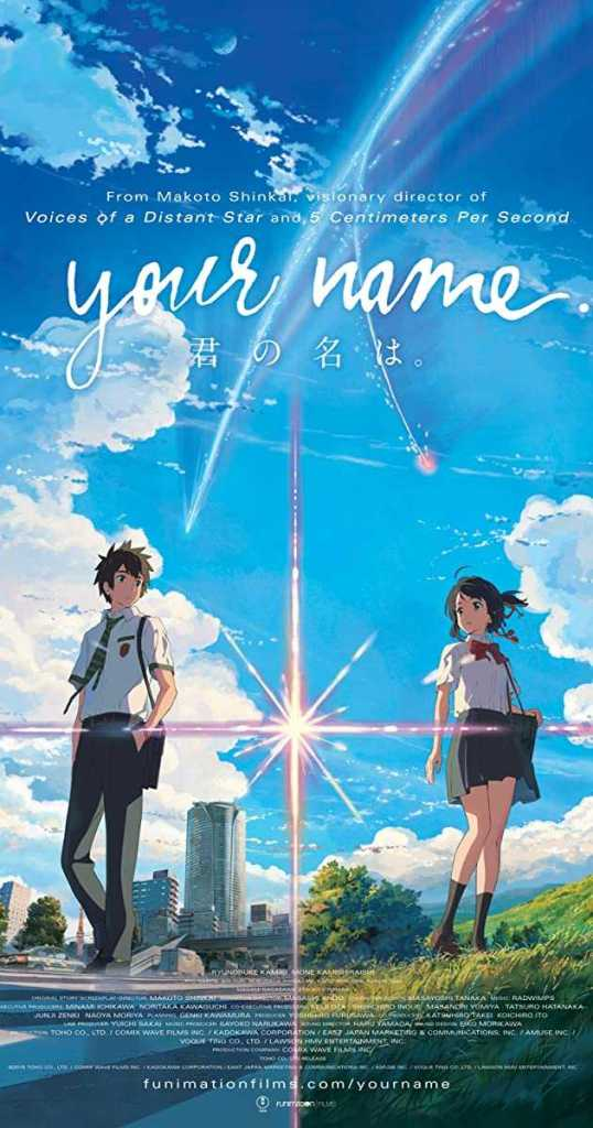 Your Name-Visual One