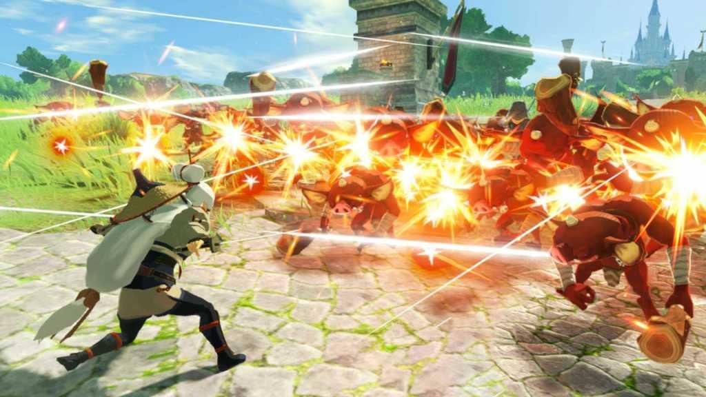 Impa-Hyrule Warriors Age of Calamity Visual 2