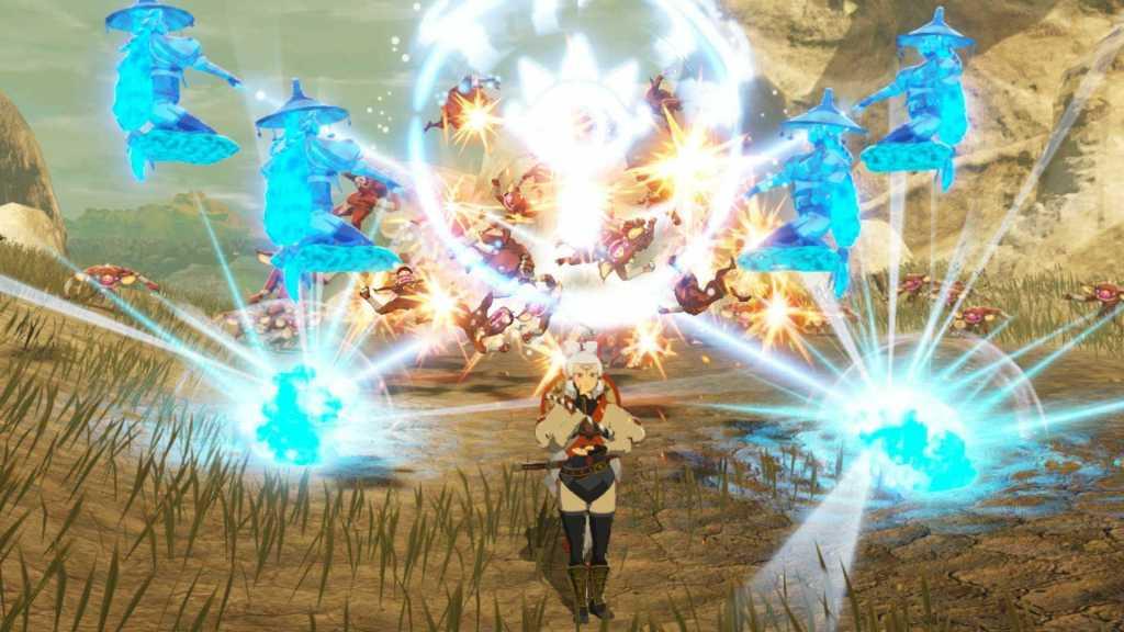 Impa-Hyrule Warriors Age of Calamity Visual 3