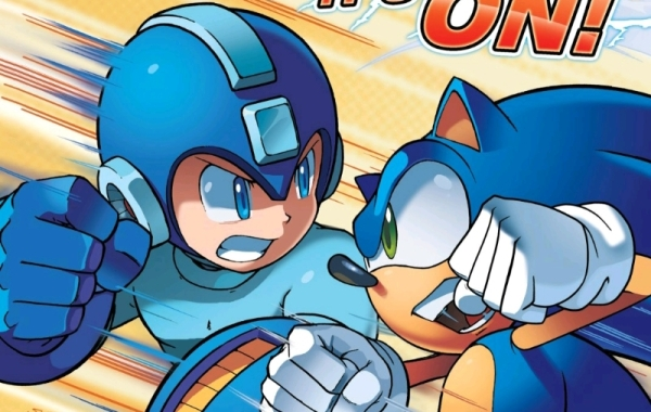 Sonic the Hedgehog #248 Cover