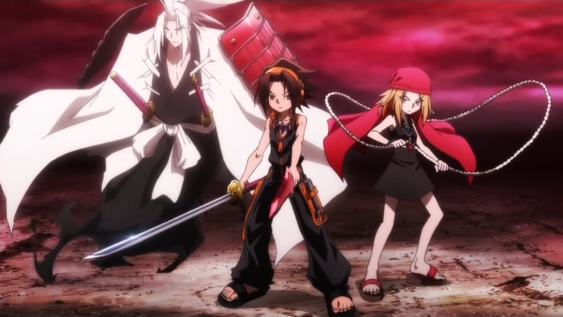 Shaman King Visual Teaser
