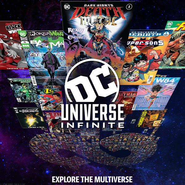 DC Universe: Infinite Promotion