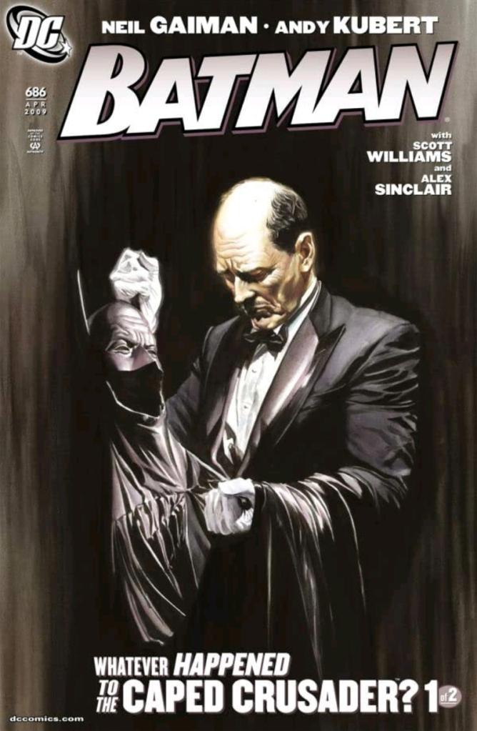 Batman #686 Cover