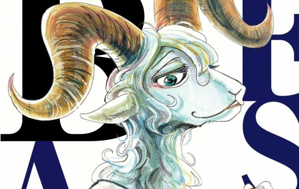 Pina Beastars Vol.9 Cover