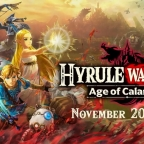 The Champions rally together in newest Hyrule Warriors: Age of Calamity Trailer