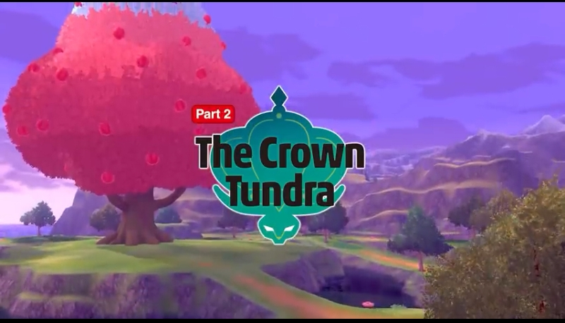 Pokemon Sword & Shield Expansion Part Two- The Crown Tundra