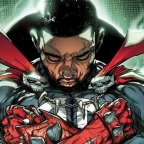 Todd McFarlane Pays Tribute to Chadwick Boseman in Upcoming Spawn Cover