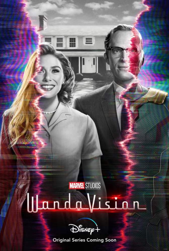 WandaVision Visual