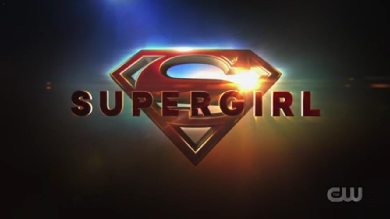 Supergirl CW Logo