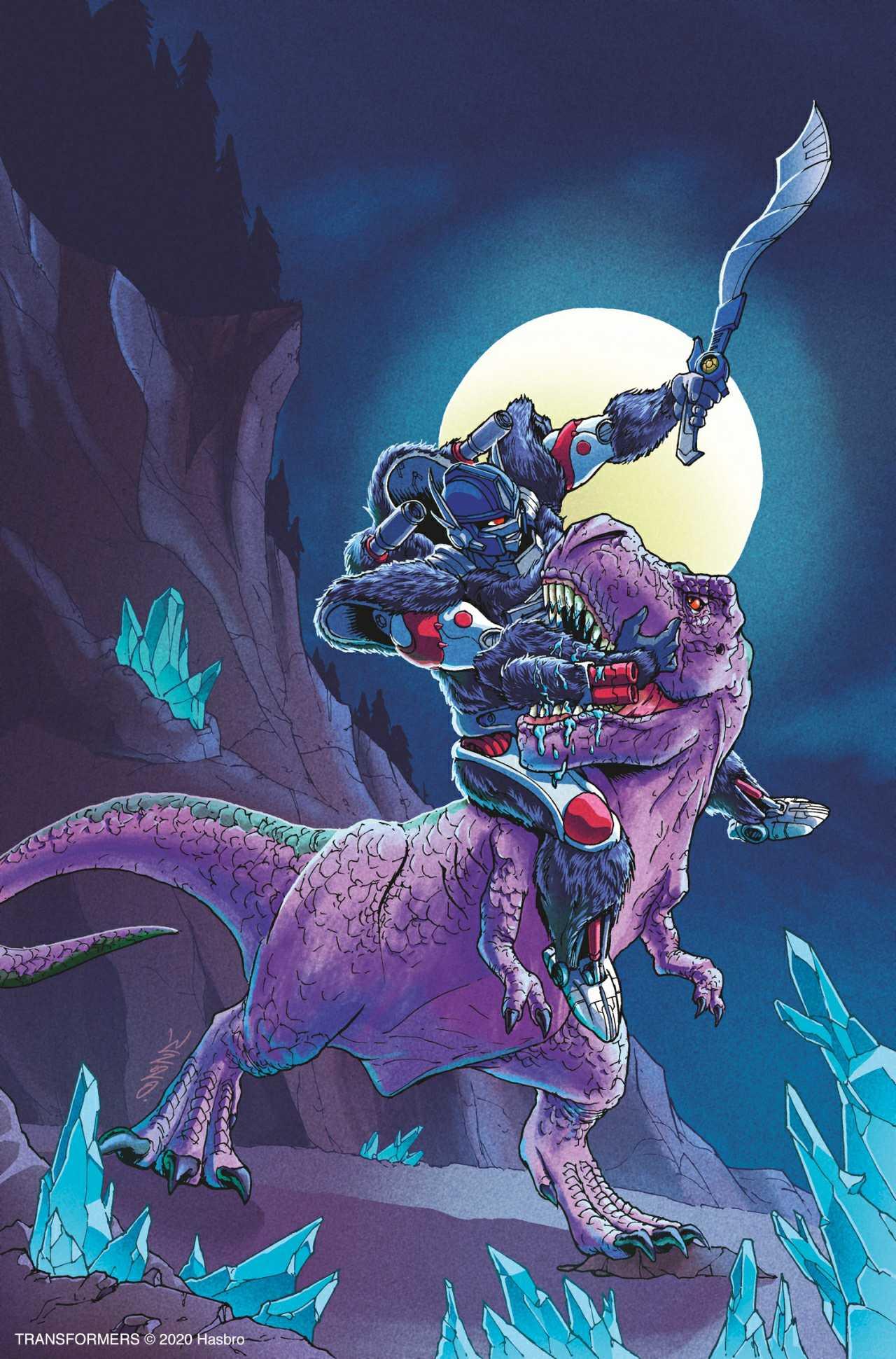 Transformers: Beast Wars Series Preview-2