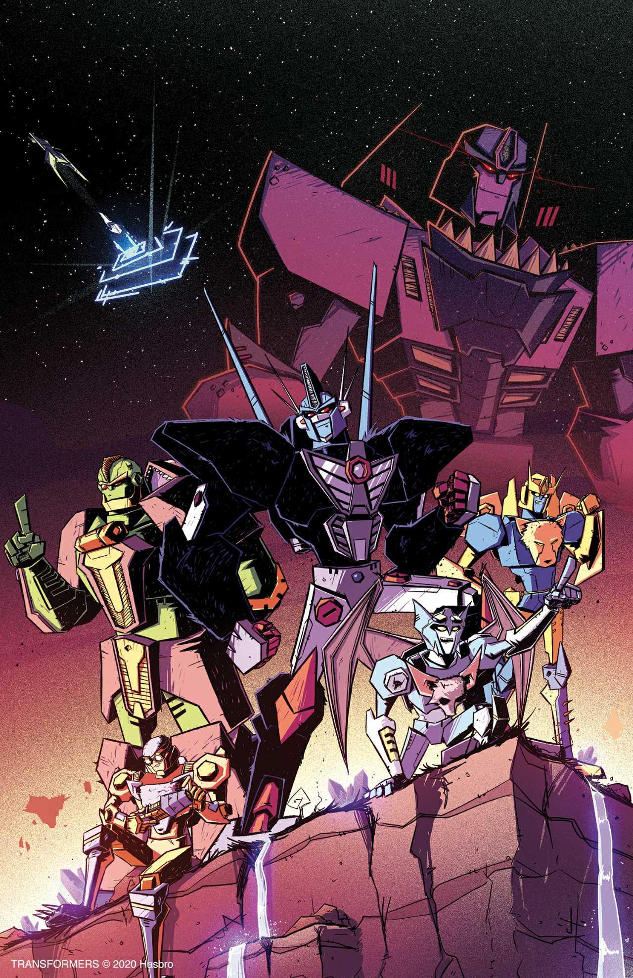 Transformers: Beast Wars Series Preview-3
