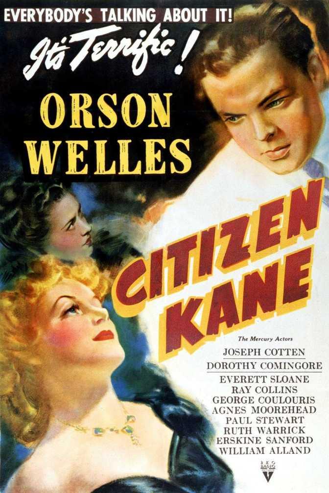 Citizen Kane Film Poster