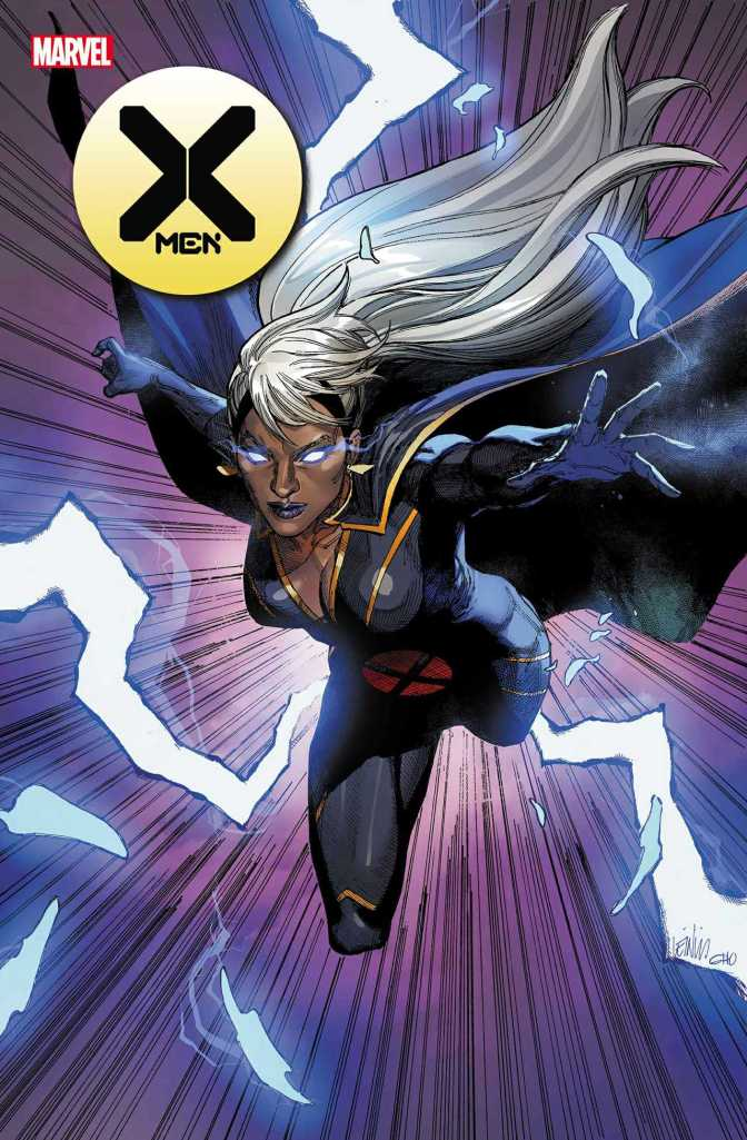 X-Men #17 Cover