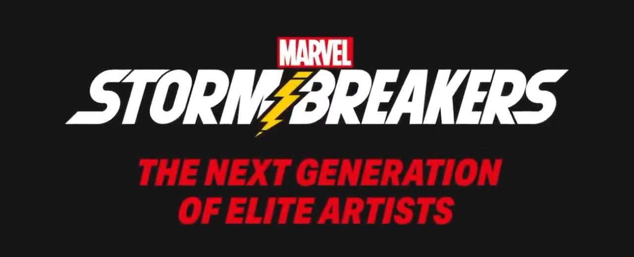Marvel Stormbreakers Logo