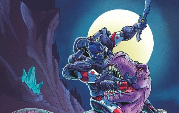 Transformers: Beast Wars Series Preview