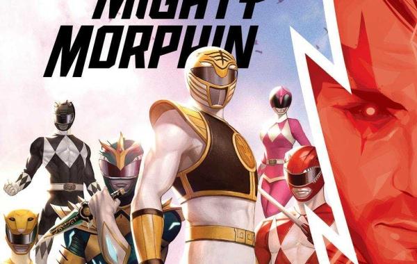 Boom! Studios Mighty Morphin #1 Cover-2