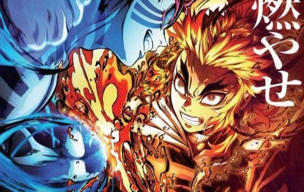 Demon Slayer: Kimetsu no Yaiba The Mugen Train Final Promotional Visual-2