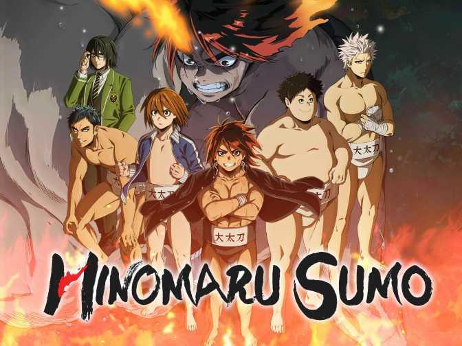 Hinomaru Sumo Visual