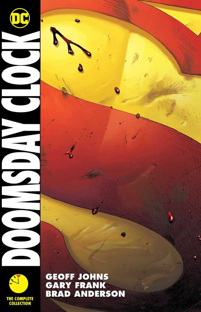 The Doomsday Clock Complete Collection Cover