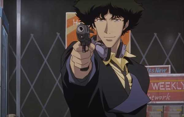 Cowboy Bebop Visual