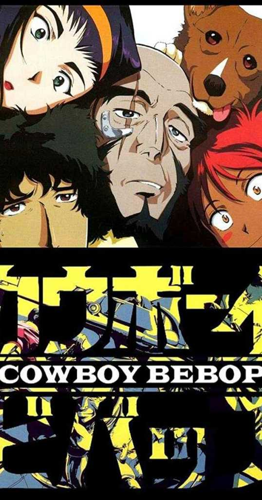 Cowboy Bebop Visual 2