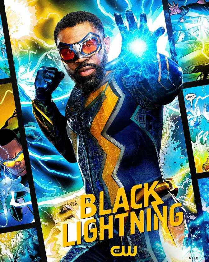 Black Lightning Season Four Promotional Visual