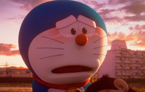 Stand by me Doraemon 2 Visual